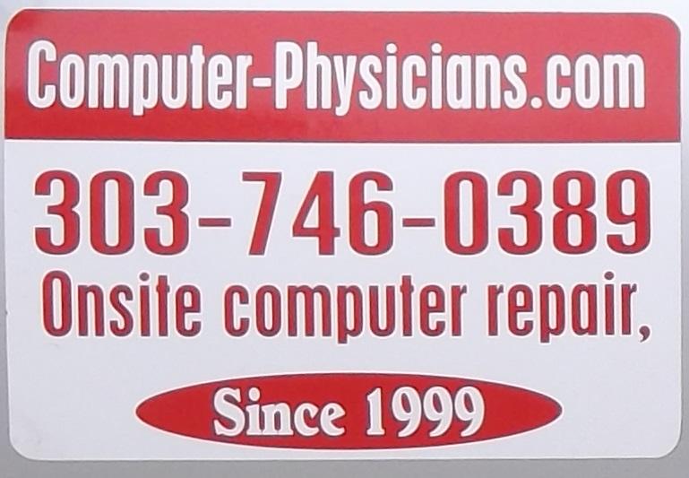 Longmont Computer Physicians LLC  PC Service Boulder Denver Erie Colorado Data Recovery Networking